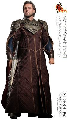 Man of Steel MMS 201 Jor-El Limited 1/6 Actionfigur Hot Toys Russel Crowe