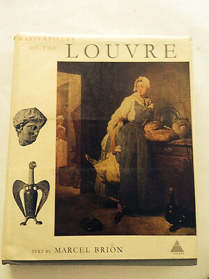 Masterpieces of the Louvre by Marcel Brion  Art & Photography, Art History