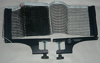Double Fish Table Tennis ping pong net &post set(metal)/2005. Sell better models