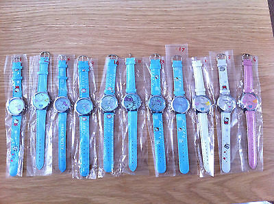 Hello Kitty Watch - Blue / White / Light Pink - Brand New & Boxed