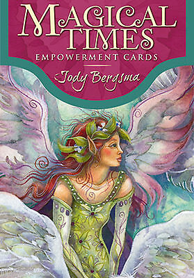 MAGICAL TIMES Empowerment Cards Jody Bergsma Fairy Dragon oracle affirmations