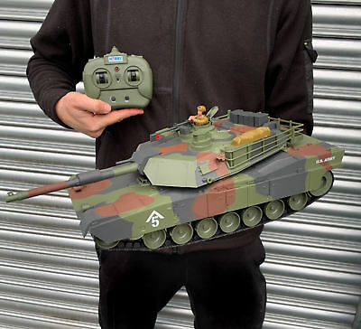 Heng Long Radio/Remote Control RC Tiger Tank 1/16th Scale Super Detail Cheap!