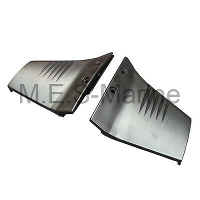 Hydrofoil Stabiliser Fins For 4-50Hp Outboard Engine, Fishing, Rib, Boat