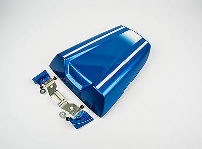 Genuine Suzuki SV 650 K8-K9 2008-2009 Seat Tail Cowl Blue / White