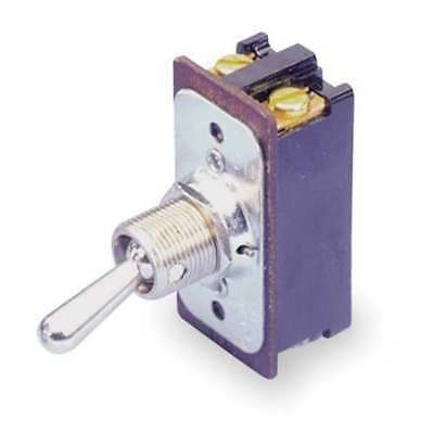 CARLING TECHNOLOGIES DK284-73 Toggle Switch,DPST,4 Conn.,On/Off
