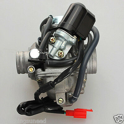 100-125cc,CHINESE,SCOOTER,CARBURETOR,CARBURETTOR,GY6,Fuel System,