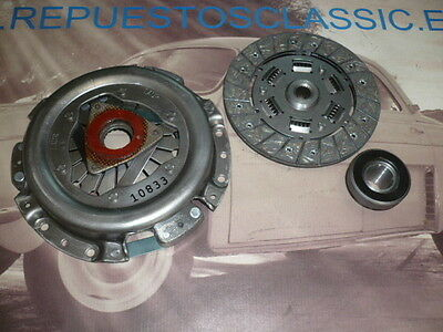 Kit Embrayage Fiat 850, Coupe, Sport, Spider, Fiat 126