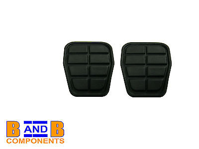 Vw T4 Transporter Camper Van Clutch Brake Pedal Rubbers 321721173 C44