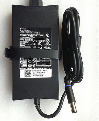 New Original OEM Dell Inspiron 15 I7559-7512GRY,VJCH5,LA130PM121 130W AC Adapter