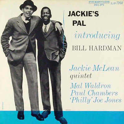 Jackie McLean Quintet - Jackie's Pal introducing Bill Hardman 200G MONO LP NEW
