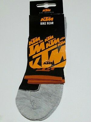 KTM Factory Line Coolmax Cycling Socks All Sizes