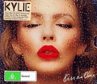 Kylie Minogue Kiss Me Once Deluxe Kylie Minogue X Specia...