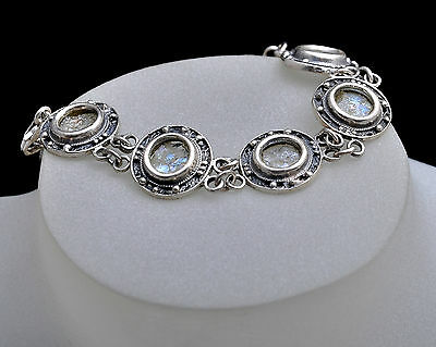 Roman Glass Bracelet Authentic & Luxurious With Certificate.