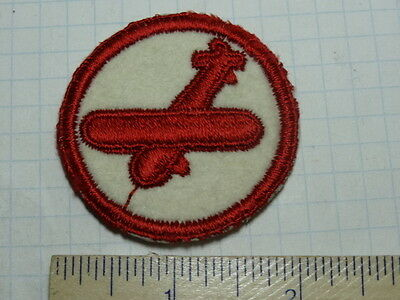 WWII style 1st Airborne Task Force Glider Enlisted Hat patch #72 m//e veteran