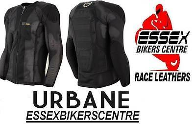 Knox Urbane Shirt  Motorcycle Upper Body Armour Protection Updated Venture S-3XL