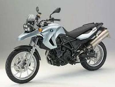 Manuale Officina BMW F650 GS Workshop Service Repair Manual NEW