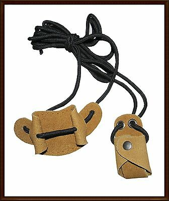 Leather Bow Stringer Archery Products AAS 113-