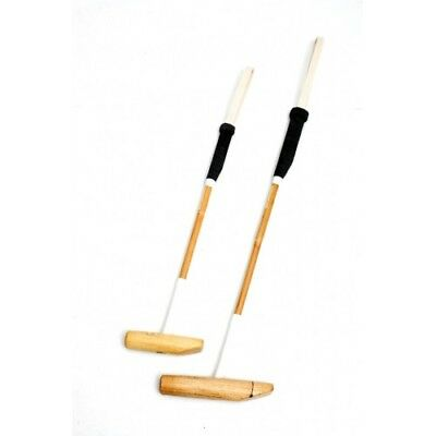 2 Bicycle Polo Mallets--