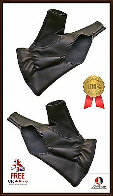 Bow Glove Left Hand & Right Hand ( Black ) All size available-Hunting Bow Gloves