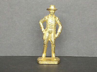 Jouet kinder Cowboys II Jim Bridger gold [SCAME] France 1993