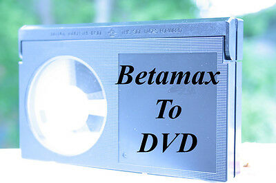Beta To DVD