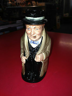 Winston Churchill jug Royal Doulton