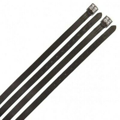 IV Horse Leather Stirrup Leathers in 2 colours and 3 sizes.