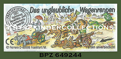 BPZ kinder Attelage serpents / grenouille Thea's 649244 Allemagne 1995