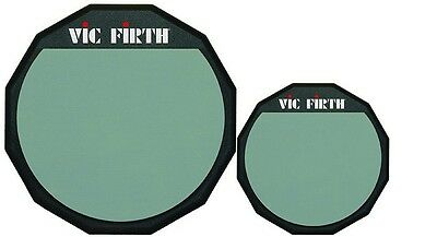"Vic Firth 6"" Single Sided Drum Practice Pad"