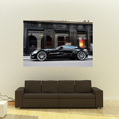 Audi R8 Spider Giant HD Poster Huge 54x36 Inch Print 137x91 cm
