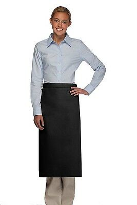 Daystar Apron 1 Style 120NP no pocket full bistro apron ~ Made in USA