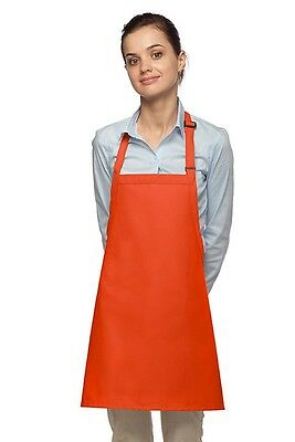 Daystar Aprons 1 Style 200NP No pocket bib apron ~ Made in USA