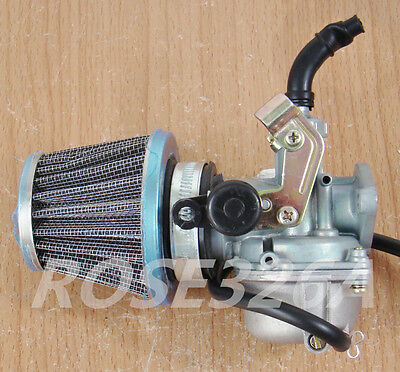 Carburetor & Air Filter 50cc 110cc Dirt Bike ATV Go Kart Roketa Baja Sunl Taoao