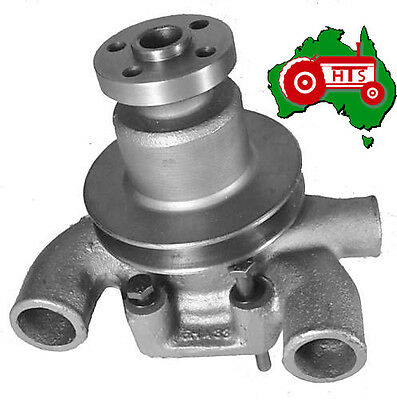 Water Pump Pulley Off-set Holes Massey Ferguson Tractor 35 135 Early 3Cyl Diesel