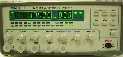 New CA1641 Function generator/counter 20% OFF
