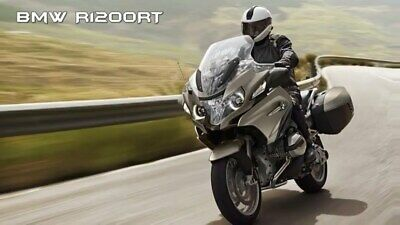 Manuale Officina BMW R 1200 RT LC (ed.09/2015)  WORKSHOP REPAIR SERVICE DATA