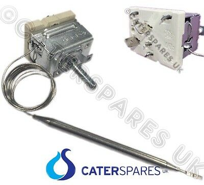 LINCAT THERMOSTAT WITH LONG CAPILLARY TH 69 FRYER CONTROL STAT TH10 PARTS 190oc