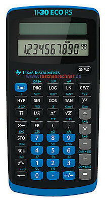 Texas Instruments TI-30eco RS