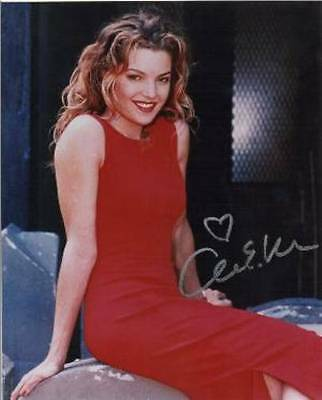 BUFFY ANGEL CLARE KRAMER # 2 hand signed