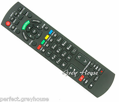 Brand Replacement Remote Control for Panasonic N2QAYB000328