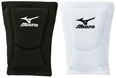 Mizuno LR6 Volleyball Knee Pads - One Pair - White or Black -Small, Medium or Lg