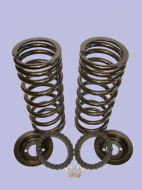 Discovery 2 Td5 & V8 Rear Air Suspension To Coil Spring Conversion Kit