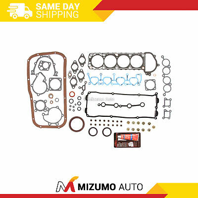 Full Gasket Set Fit 95-98 Nissan 240SX KA24DE DOHC 16V