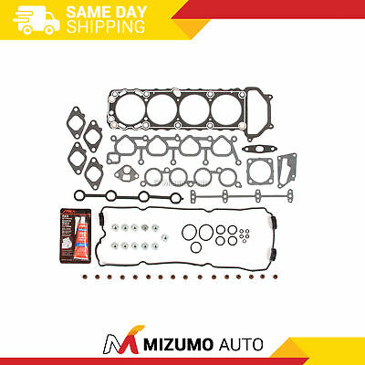 Fits NISSAN ALTIMA 2.4L CYLINDER HEAD GASKET SET KA24DE ENGINE 1993-2001