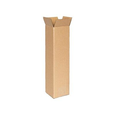 20 100x100x400mm Mailing Box Long Tall Shipping Carton * Tube Replacement STRONG