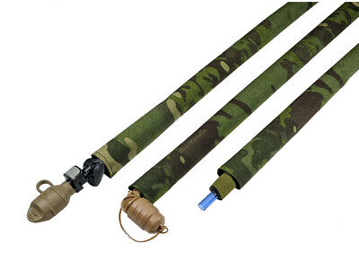 Crye Precision Multicam Tropic Tactical Hydration Back Pack Drink Tube Cover..