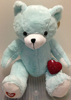 My Babys Heartbeat Bear - Record Your Babys Heartbeat - Choose Bear Rrp $39.95