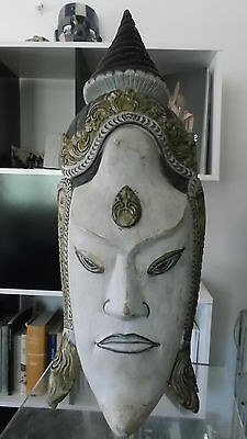 Beautiful mask. Asia