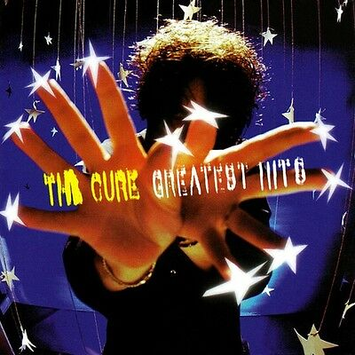 THE CURE - Greatest Hits BRAND NEW CD