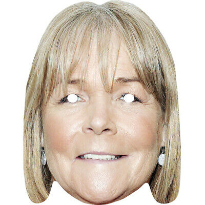 Pauline Quirke Celebrity Actress Card Mask All Our Masks Are Pre-Cut!